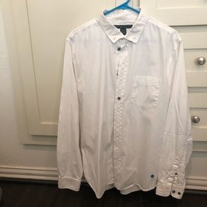 Marc by Marc Jacobs White Button-Up